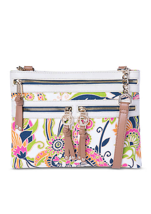 spartina 449 High Ebb Zipper Hipster Crossbody