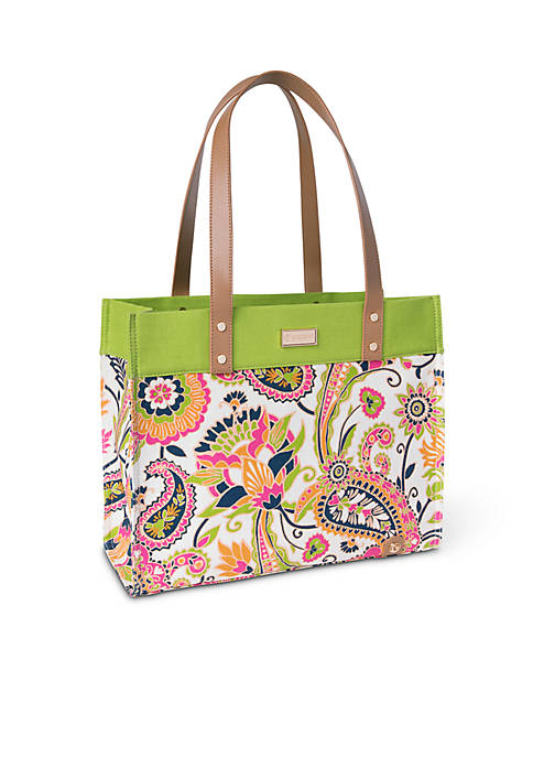 spartina 449 High Ebb Aka Monogram Excursion Tote