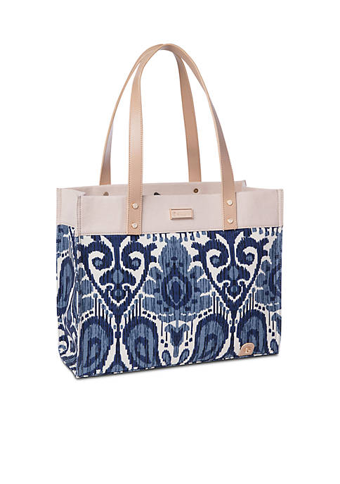 spartina 449 Moonglade AKA Monogram Excursion Tote