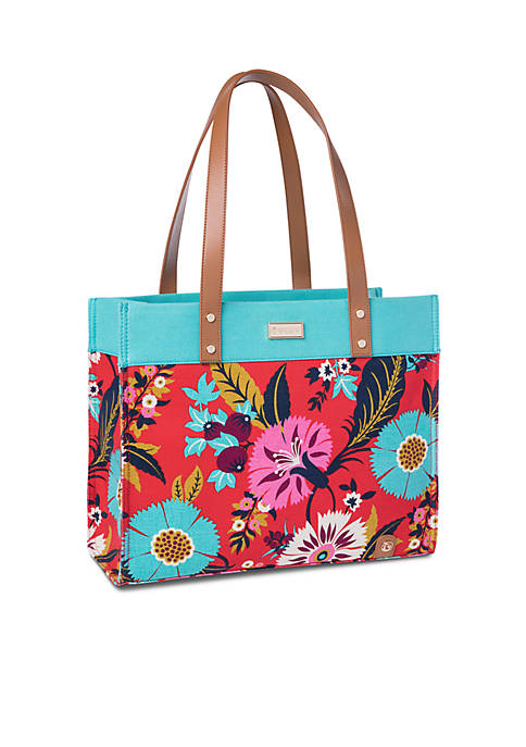 spartina 449 Little Bermuda AKA Monogram Excursion Tote