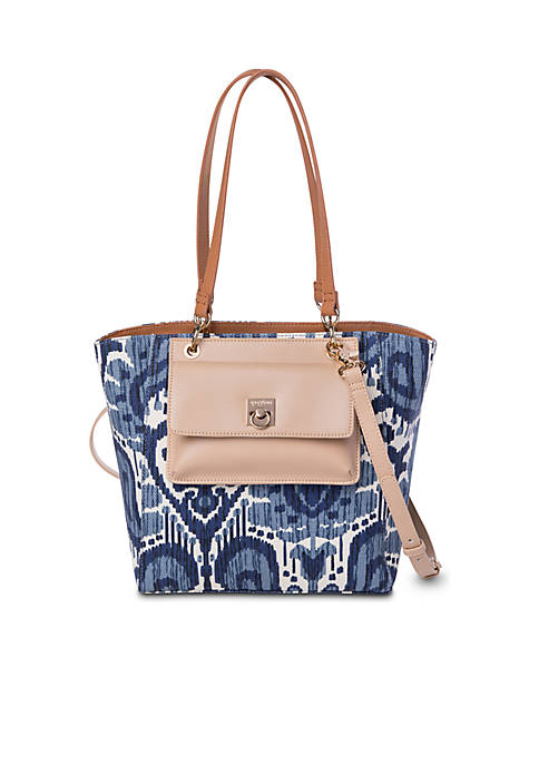 spartina 449 Moonglade Convertible Crossbody Tote