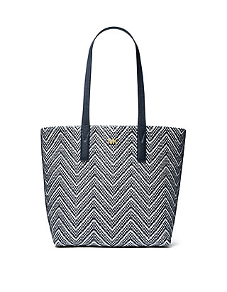 6da2ff08ff88 MICHAEL Michael Kors. MICHAEL Michael Kors Junie Large Woven Tote Bag