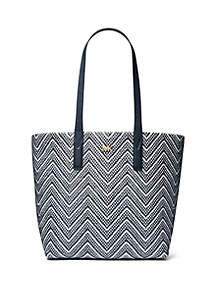 MICHAEL Michael Kors Junie Large Woven Tote Bag
