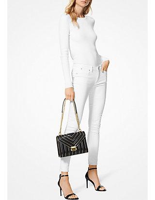 c911fae5a637 ... MICHAEL Michael Kors Whitney Large Convertible Shoulder Bag