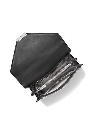 d1da0eba4b3a ... MICHAEL Michael Kors Whitney Large Metallic Shoulder Bag ...