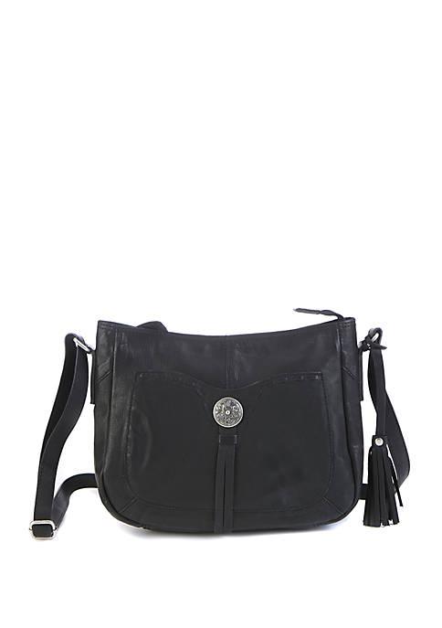 Hidalgo Softee Crossbody Bag