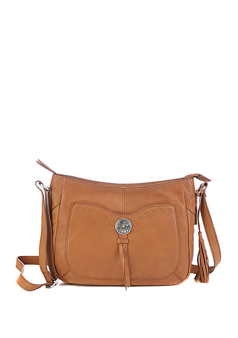 Diba True® Hidalgo Softee Crossbody Bag