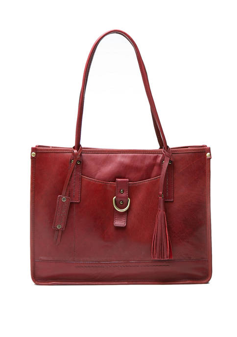Bronco Leather Tote Bag