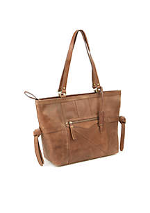 Diba True® Distressed Tote
