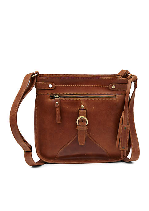 Diba True® Victoria Distressed Crossbody