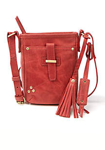 Hillwood Top Zip Hands Free Crossbody