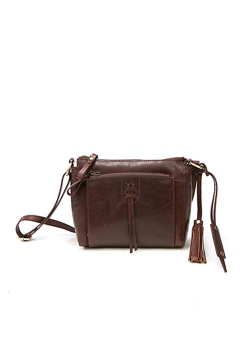 Diba True® Mateo Organizer Triple C Crossbody