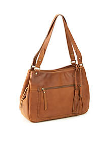 Cimarron Distressed Tote