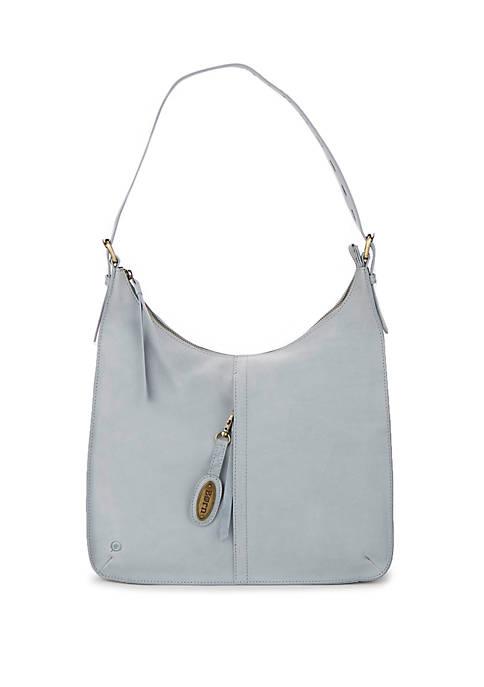 Diba True® Antonio Distressed Hobo Bag