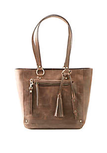 Wellesley Tote with Pouch