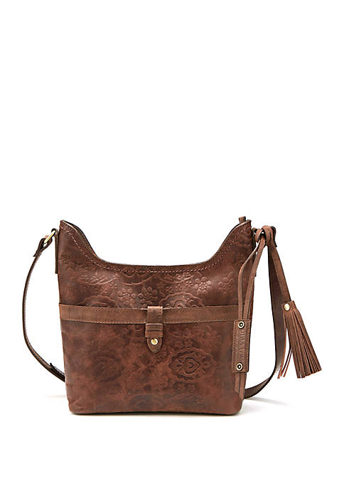 Diba True® Primo Embossed Brocade Crossbody