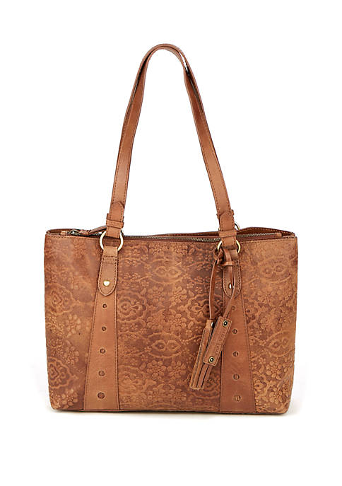 Diba True® Mariah Embossed Tote