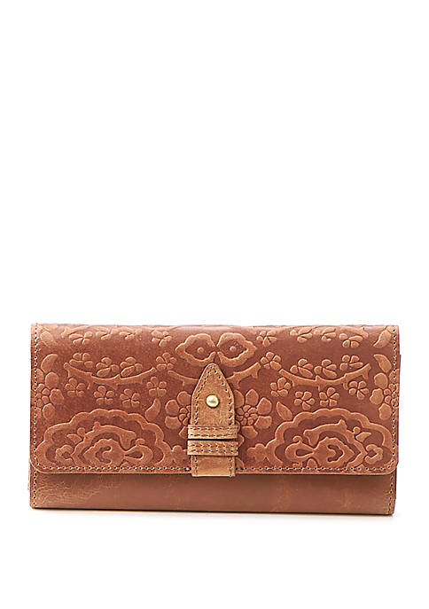 Diba True® Randall Embossed Brocade Wallet