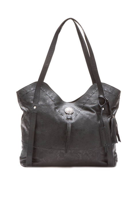 Diba True® Carolo Softee Embossed Tote Bag
