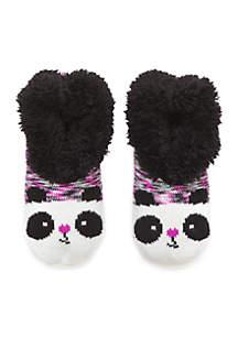 Teddy Faux Fur Slippers