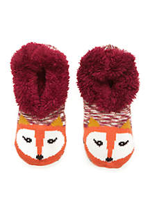 Teddy Faux Fur Slippers