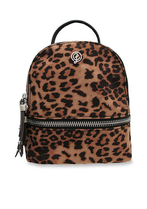 Chinese Laundry Osborne Animal Print Mini Backpack