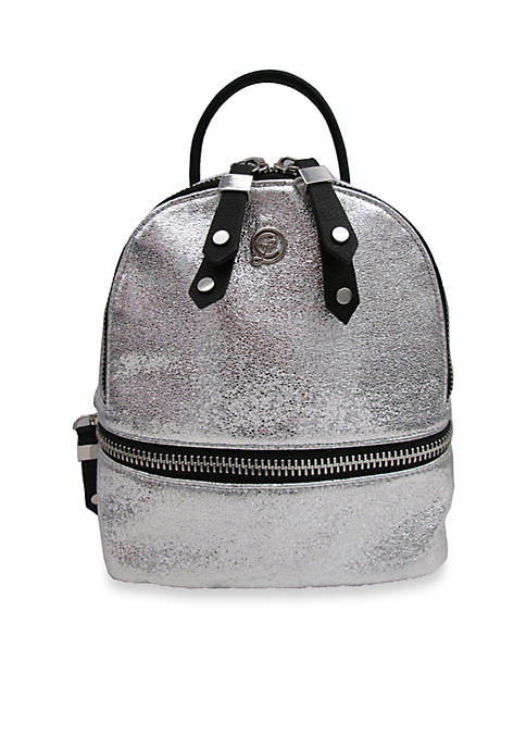 Chinese Laundry Osborne Metallic Mini Backpack