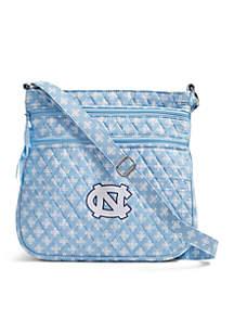 University of North Carolina Triple Zip Hipster Bag
