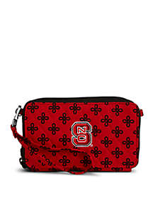 NC State Wolfpack RFID All In One Crossbody