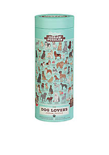 Dog Lovers 100-Piece Puzzle