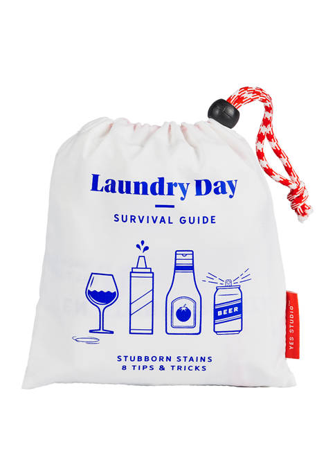 Laundry Bag- White