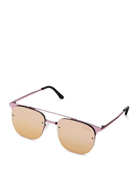 Quay Australia Private Eyes Sunglasses