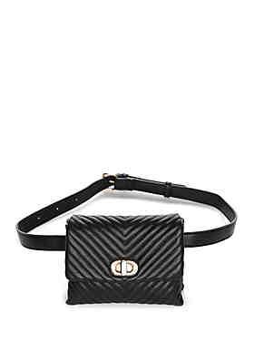 Kaari Blue™ Quilted Belt Bag ... 69d62eade988d