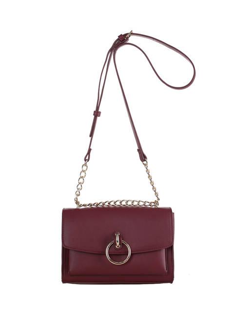 Ring Crossbody Bag