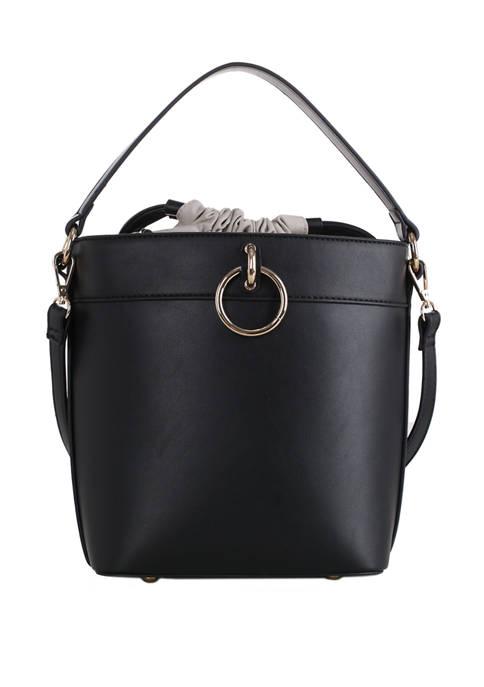 Ring Bucket Bag