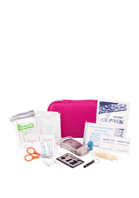 New Directions® Emergency First Aid Kit