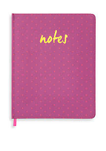 Textured Dots Journal