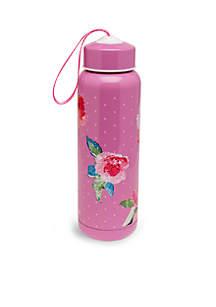 Textured Dots Water Bottle