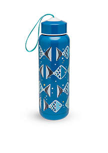 Water Bottle, Go Fish Teal