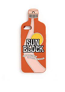 ban.do Sunblock Silicone IPhone 7 Case