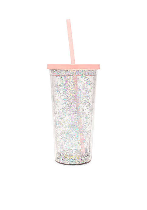 ban.do Glitter Bomb Deluxe Sip Sip Tumbler with
