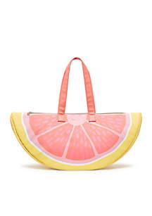 Super Chill Grapefruit Cooler Bag