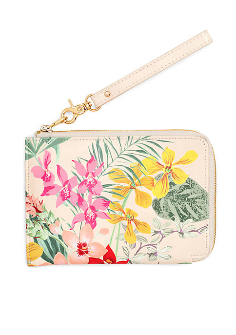 ban.do Paradiso Print Getaway Travel Clutch