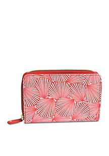 Mid-Size Zip-Around Wallet