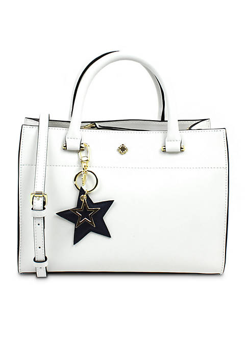 Crown & Ivy™ Darci Satchel