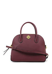 Charlotte Dome Satchel