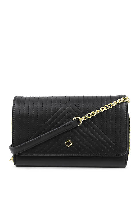 Darci Quilted Crossbody