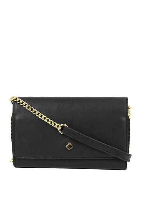 Crown & Ivy™ Darci Crossbody Wallet
