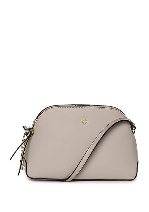 Crown & Ivy™ Mini Lexi Dome Crossbody