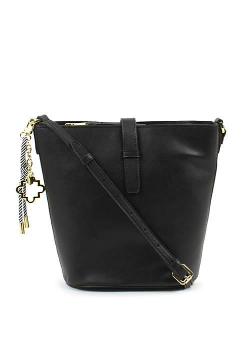Crown & Ivy™ Lexi Bucket Bag
